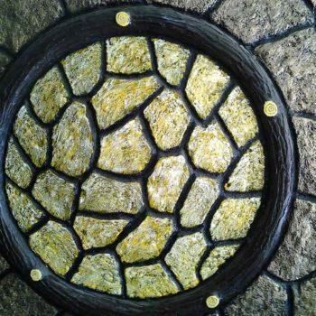 طرح سنگ و چوب | نمای سیمانی و قیمت طرح سنگ با کیفیت و قیمت مناسب