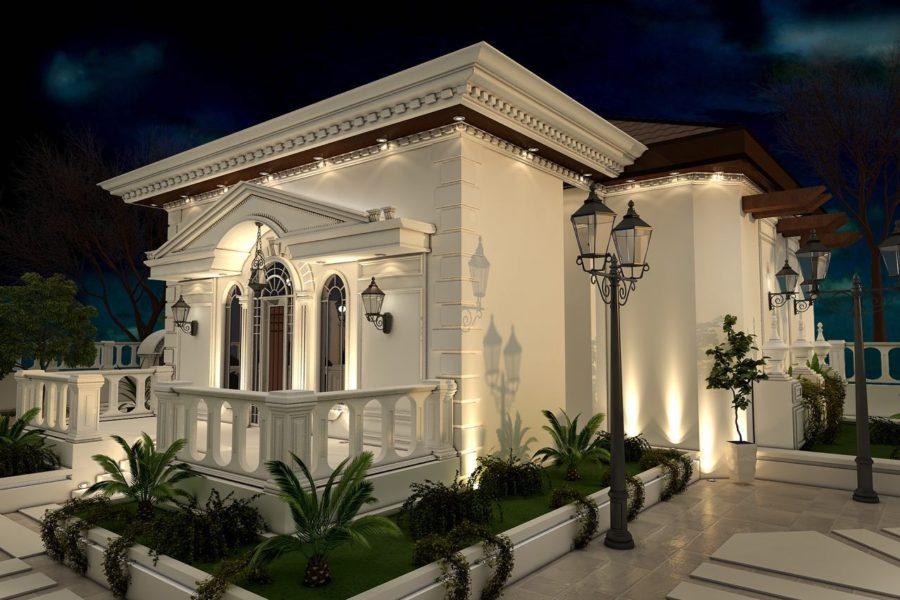 نمای تالار | نمای ویلایی و نمای رومی و نمای لوکس با بهترین قیمت و کیفیت
