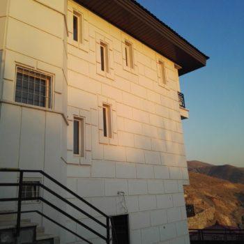 نمای ساختمان و قلمدانی سیمانی   مشاهده نمونه کارهای نما سیمانی و قیمت نما رومی